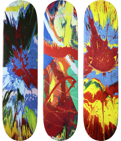 Supreme Archive Damien Hirst for Supreme