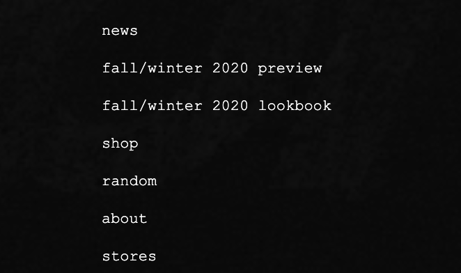 News Fall/Winter 2020 Overview